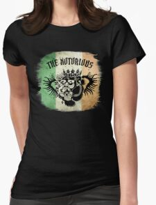 McGregor Tat - Tri Colour Womens Fitted T-Shirt