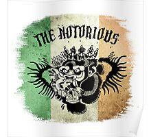 McGregor Tat - Tri Colour Poster
