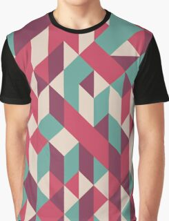 Abstract Geometry 10 Graphic T-Shirt