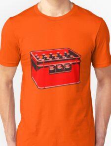 drink drinking beer thirst box Unisex T-Shirt
