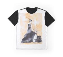 LOVING EYES d910 Graphic T-Shirt