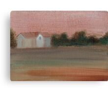 Mystery Cottage Canvas Print