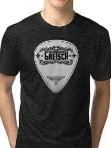 GRETSCH PICK PLECTRUM Tri-blend T-Shirt
