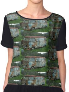 Mothership in Decay - NSW Chiffon Top