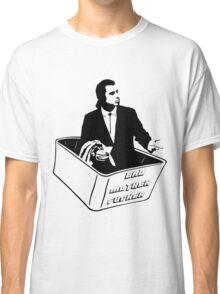 Pulp Fiction Vincent Vega Confused No Money Wallet Classic T-Shirt