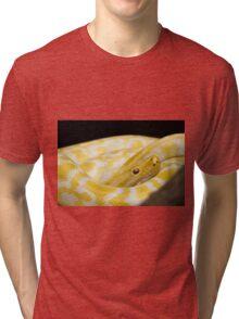 Yellow Snake Tri-blend T-Shirt