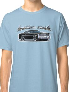 Cartoon muscle car Classic T-Shirt