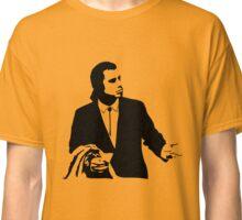 Pulp Fiction Vincent Vega Confused Classic T-Shirt