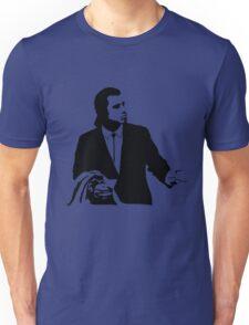 Pulp Fiction Vincent Vega Confused Unisex T-Shirt