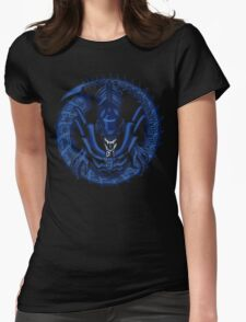 Into the Dark Womens Fitted T-Shirt