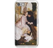 Michael Frederick Halliday - The Measure for the Wedding Ring, old  iPhone Case/Skin