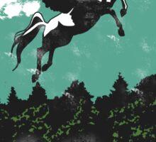 I want to believe (in unicorns) Sticker