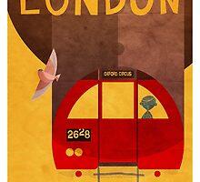 Tube Train by Daviz Industries