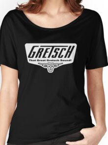 GRETSCH GUITAR Women's Relaxed Fit T-Shirt