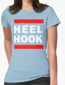 Heel Hook (BJJ & MMA) Womens Fitted T-Shirt