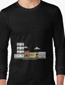 Home Town - Main Street Long Sleeve T-Shirt
