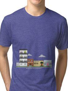 Home Town - Main Street Tri-blend T-Shirt