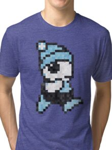 Ufouria Vintage Character 01 Tri-blend T-Shirt