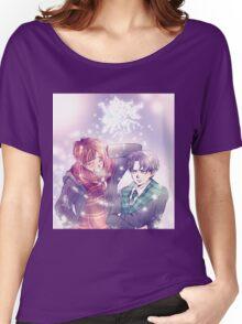 ERERI Hogwarts AU Women's Relaxed Fit T-Shirt