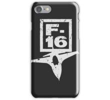 F16 Fighter iPhone Case/Skin