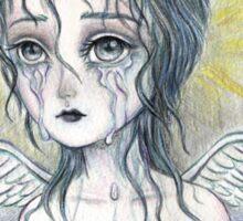 Weeping Angel (water) Sticker