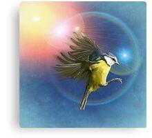 Fantasy Bird Canvas Print