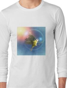 Fantasy Bird Long Sleeve T-Shirt
