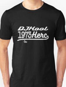 DJ Kool Herc 1973 [wht] Unisex T-Shirt