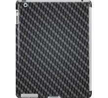 Carbon Fibre Automotive materials and Patterns iPad Case/Skin
