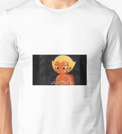 astro boys nemesis- atlas Unisex T-Shirt