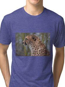 Cheetah Tri-blend T-Shirt