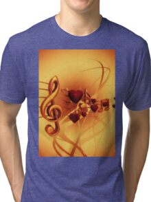 Clef Tri-blend T-Shirt
