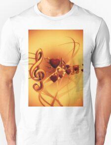 Clef Unisex T-Shirt