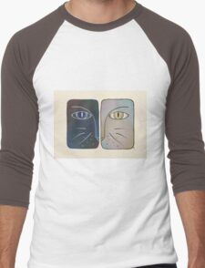 Night and Day Cat T-Shirt