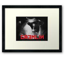 Gremlin Framed Print