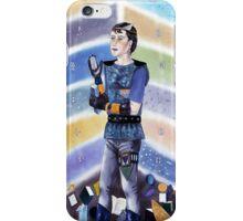 Warrior Class Kid - Mercury  iPhone Case/Skin