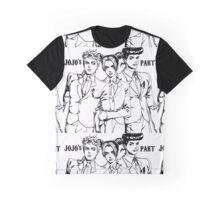 Jojo's Bizzare Part 4 Shirt Graphic T-Shirt