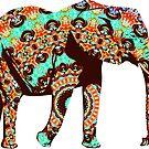 Decorative Elephant by ImageMonkey