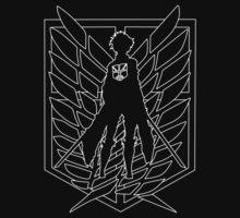 Scouting Legion Eren One Piece - Long Sleeve