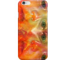 Briar versus nature weilding cold hotdogs iPhone Case/Skin