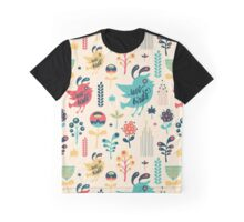 Love Birds Graphic T-Shirt