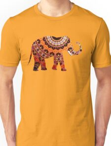 Spicy Warm Elephant Unisex T-Shirt