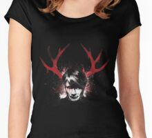 The Dragon Slayer Women's Fitted Scoop T-Shirt