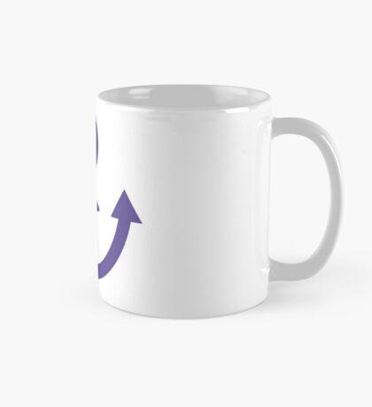 Jojo - Soft & Wet Anchor (Variant 1, Blue) Mug