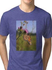 Butterfly Tri-blend T-Shirt