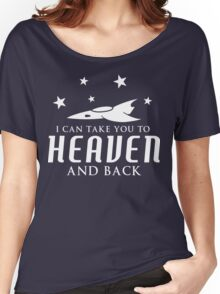 Heaven and Back Women's Relaxed Fit T-Shirt