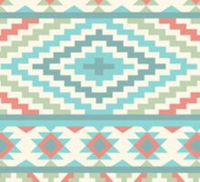 Aztec Patterns Sticker