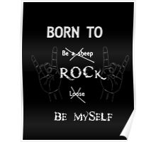 born to ... Poster