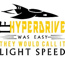 Hyperdrive Photographic Print