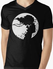 Afro Samurai Mens V-Neck T-Shirt